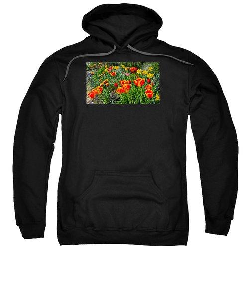 2015 Acewood Tulips 1 Sweatshirt