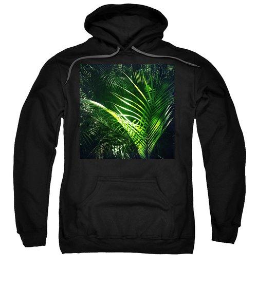 Jungle Leaves Sweatshirt