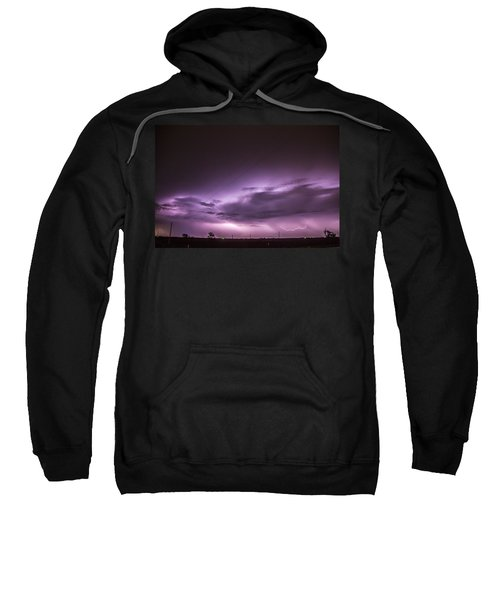 6th Storm Chase 2015 Sweatshirt