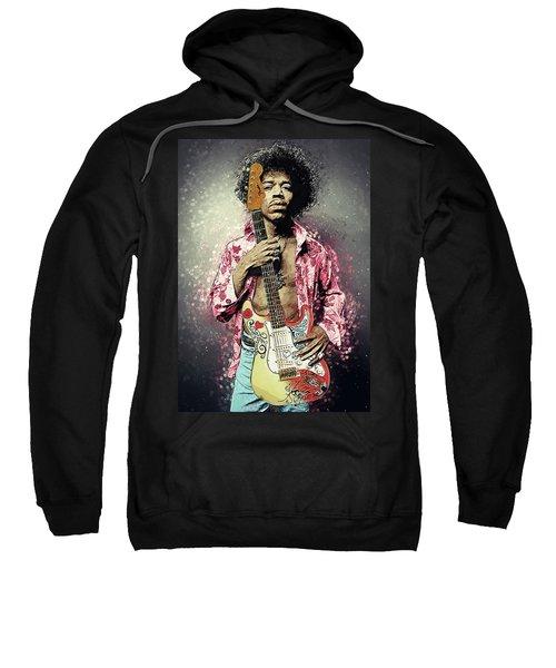 Jimi Hendrix Sweatshirt