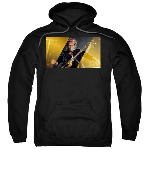 Keith Richards Collection Sweatshirt by Marvin Blaine