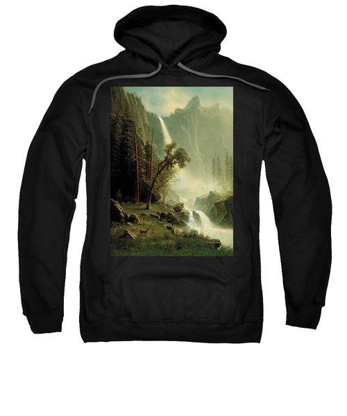 Bridal Veil Falls Sweatshirt
