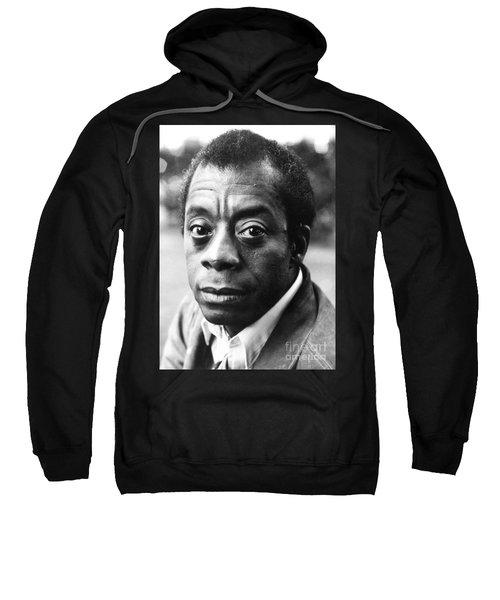 James Baldwin (1924-1987) Sweatshirt