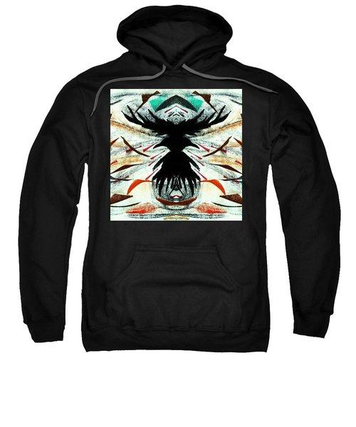 The Time Traveler  Sweatshirt