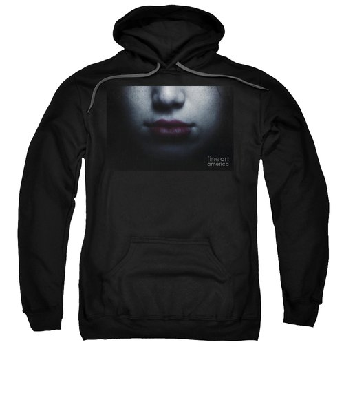 Trust Yourself Then You Will Know How To Live Sweatshirt