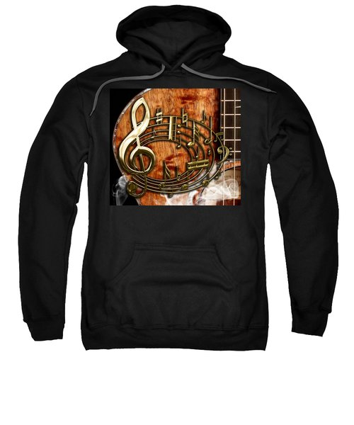 Musical Collection Sweatshirt by Marvin Blaine
