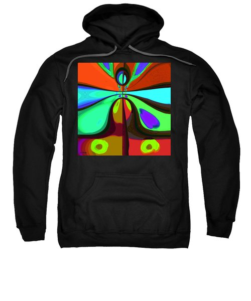 60s Free Love Sweatshirt
