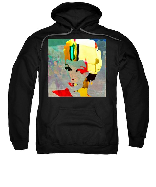Lucille Ball Sweatshirt by Marvin Blaine