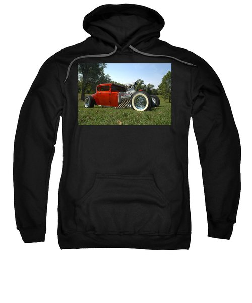 1930 Ford Coupe Hot Rod Sweatshirt