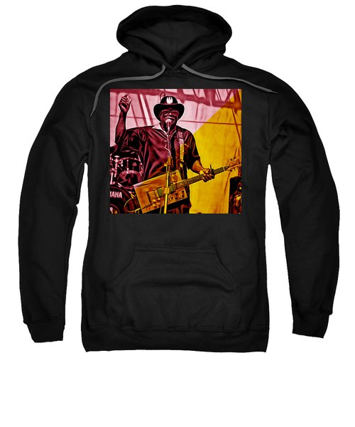 Bo Diddley Collection Sweatshirt by Marvin Blaine