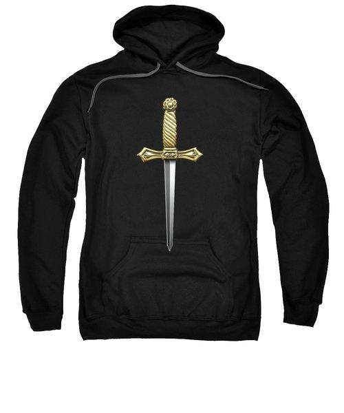9th Degree Mason - Elu Of The Nine Masonic Jewel  Sweatshirt
