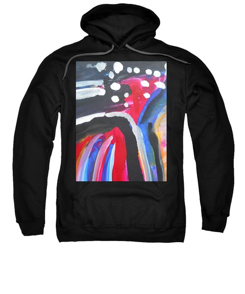 A Colorful Path Sweatshirt