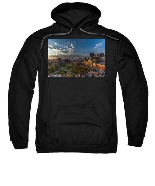 A Common Sunset Sweatshirt