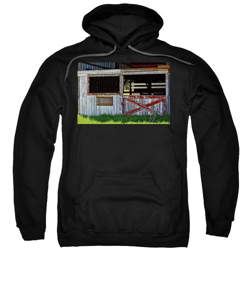 A Country Scene Sweatshirt