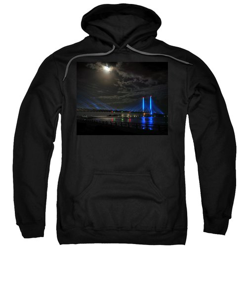 A Light From Above Sweatshirt