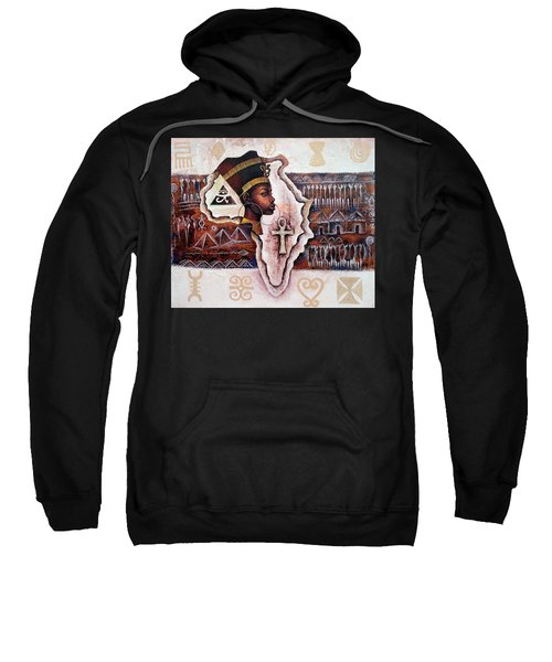 A Mother To All Sweatshirt