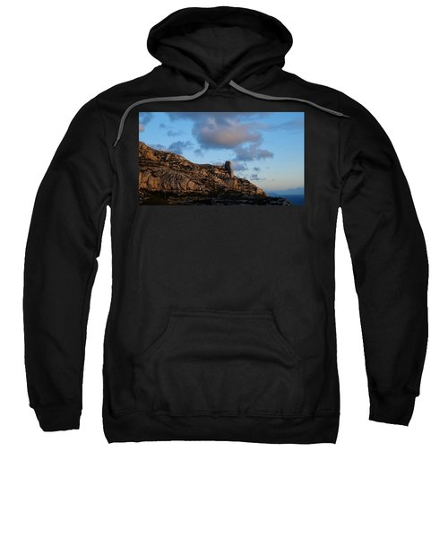 A Mountain With A View Sweatshirt
