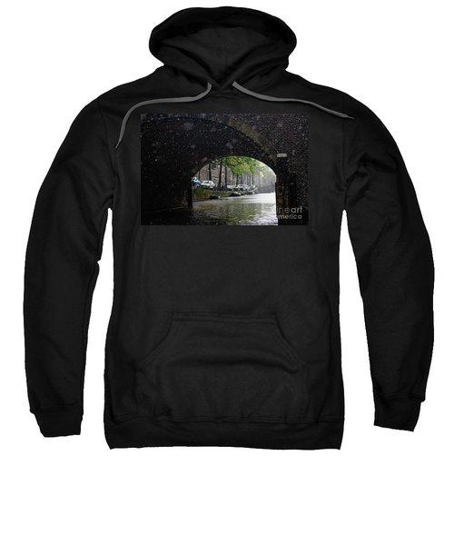 A Rainy Day Sweatshirt