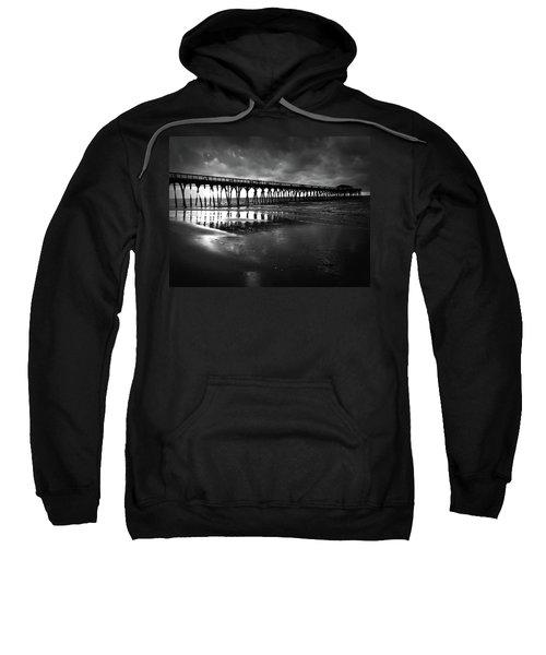 A Storm At Sunrise Sweatshirt