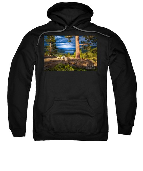 A Swing With A View Sweatshirt