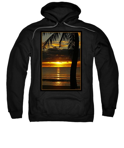 A Touch Of Paradise Sweatshirt