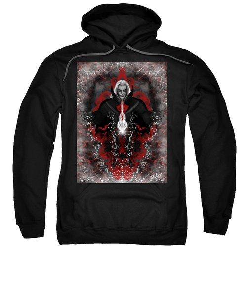 A Vampire Quest Fantasy Art Sweatshirt