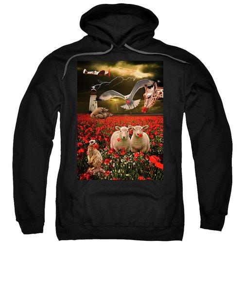 A Very Strange Dream Sweatshirt