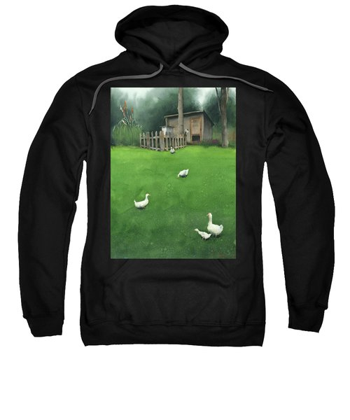 A Walk Sweatshirt