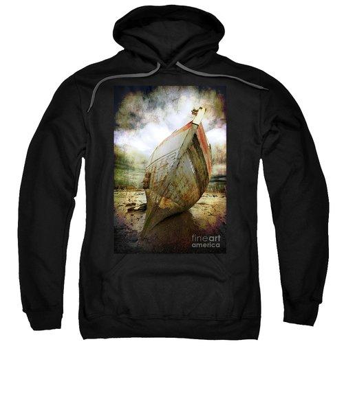 Abandoned Fishing Boat Sweatshirt