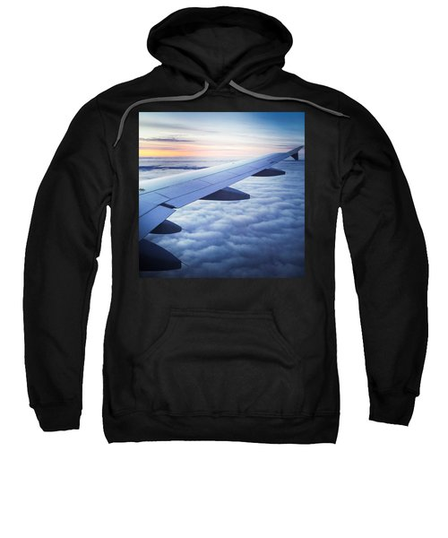 Above The Clouds 01 Sweatshirt