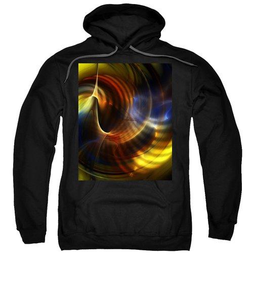 Abstract 040511 Sweatshirt