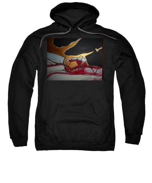 Abstract-11 Sweatshirt