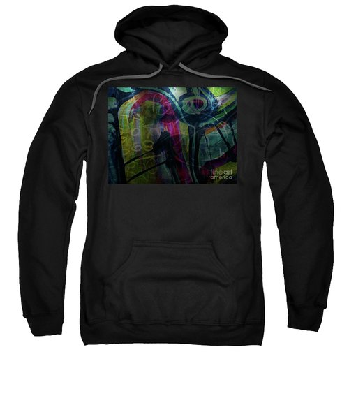 Abstract-30 Sweatshirt