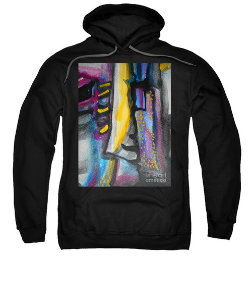 Abstract-8 Sweatshirt