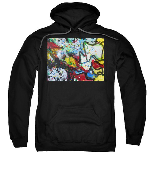 Abstract-9 Sweatshirt
