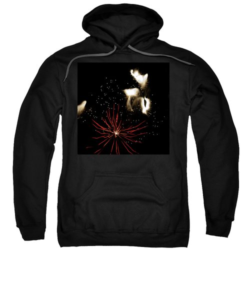 Abstract Fireworks IIi Sweatshirt