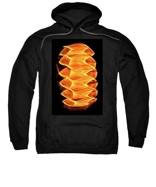 Abstract Light Number 2 Sweatshirt