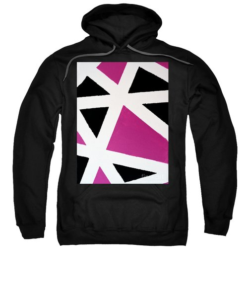 Abstract M1015bp Sweatshirt