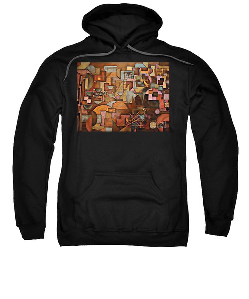 Abstract Mind Sweatshirt