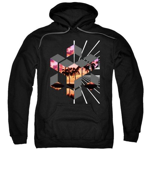 Abstract Space 3 Sweatshirt