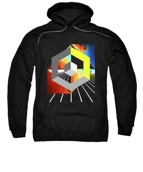 Abstract Space 4 Sweatshirt