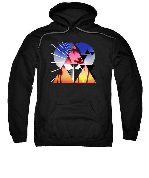 Abstract Space 5 Sweatshirt