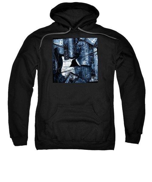 Abstracta 33 Blue Stratos Sweatshirt