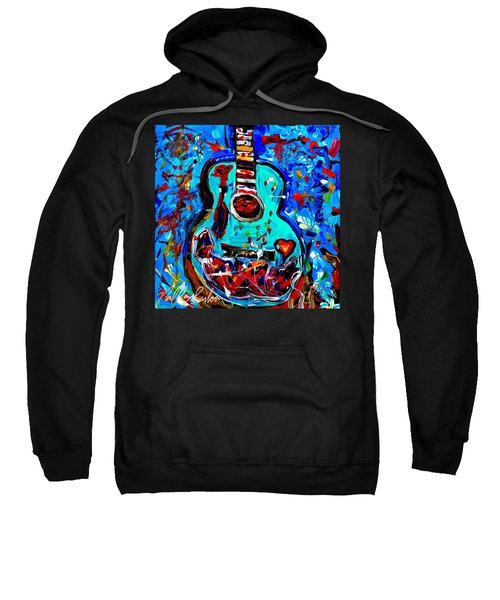 Acoustic Love Guitar Sweatshirt