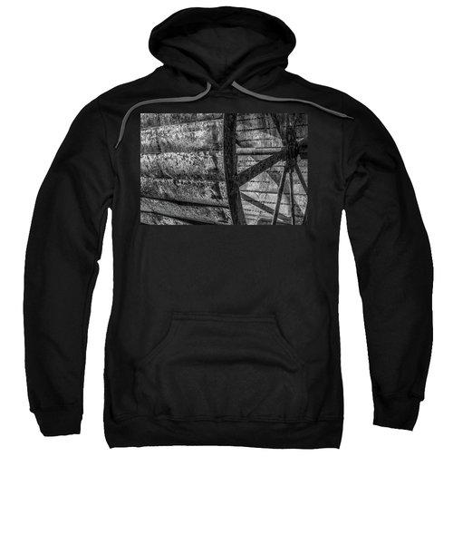 Adam's Mill Water Wheel Sweatshirt