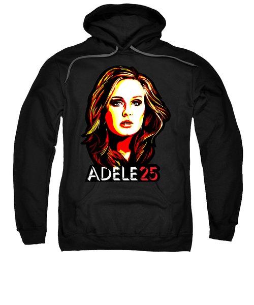Adele 25-1 Sweatshirt by Tim Gilliland