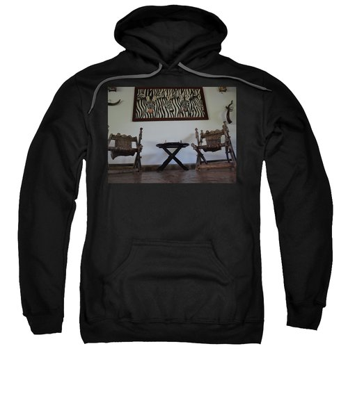 African Interior Design 1 Sweatshirt