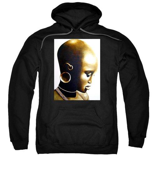 African Lady - Original Artwork Sweatshirt