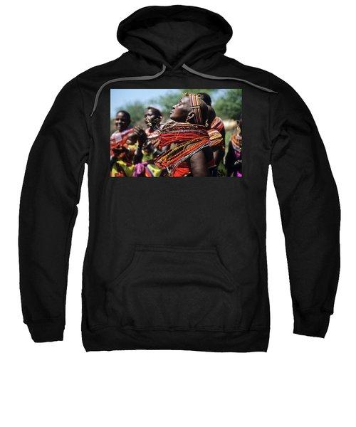 African Rhythm Sweatshirt
