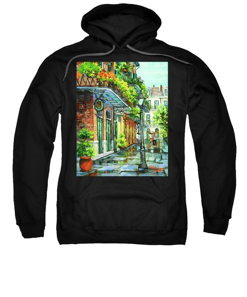 After The Rain Sweatshirt